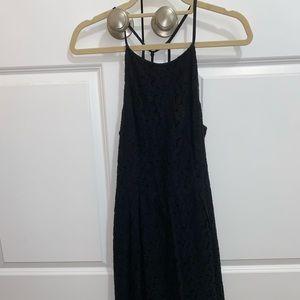Abercrombie Black Lace Dress